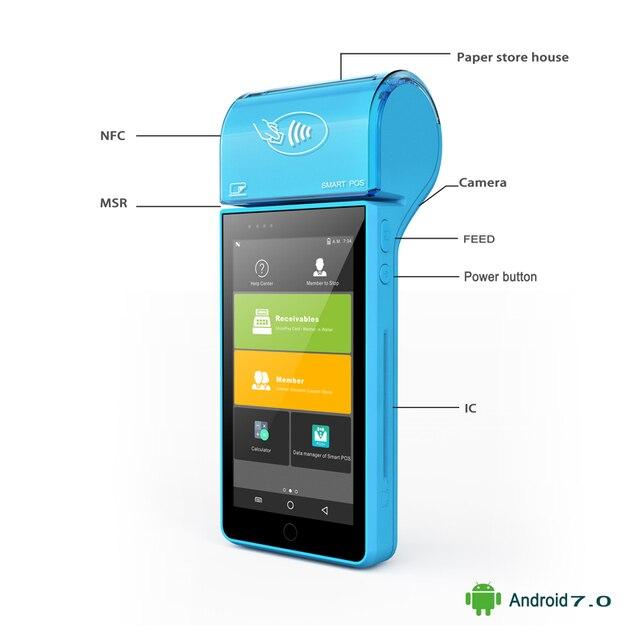 Point de vente portable électronique, android, PDA, mini Mobile, offre spéciale 1