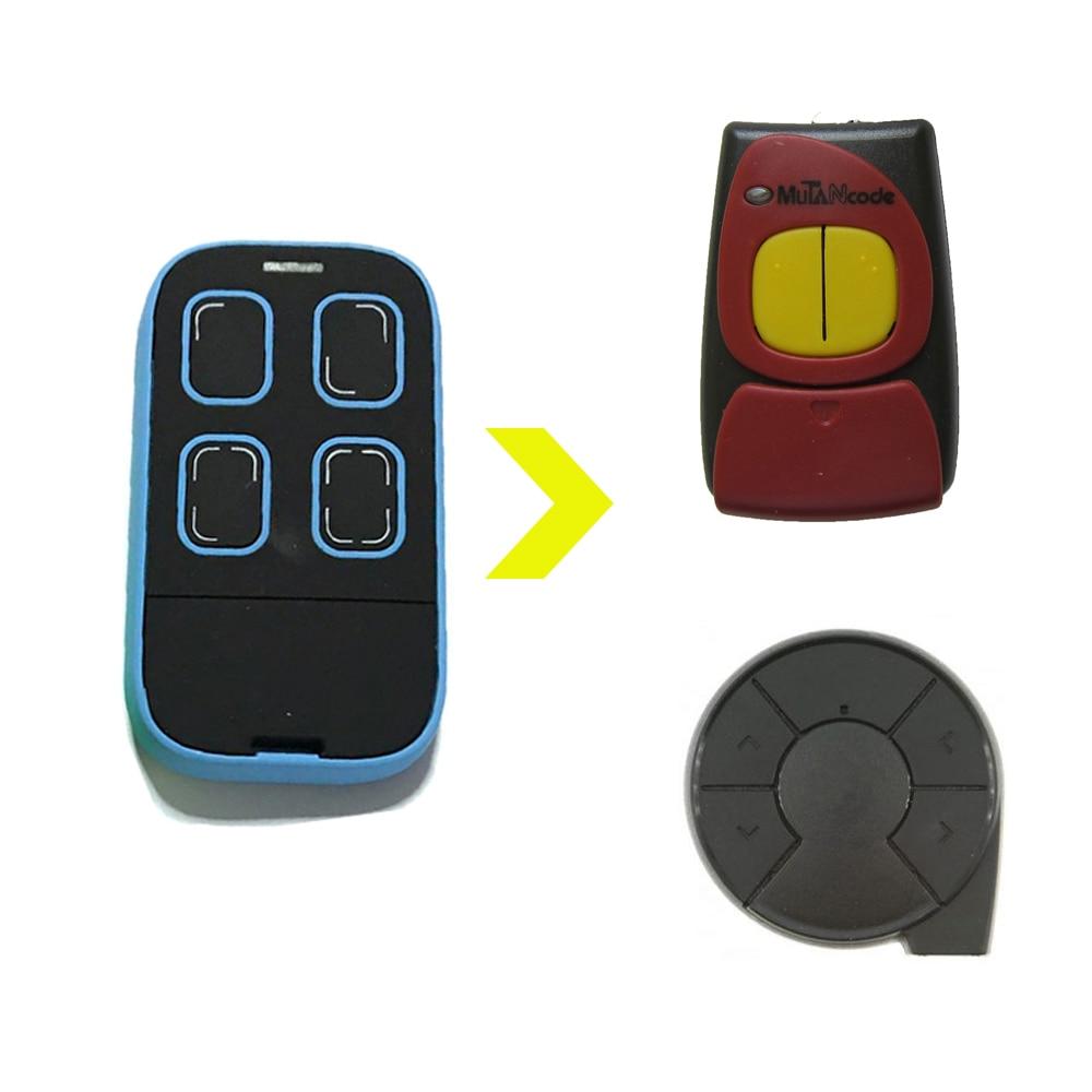 Multi-frequency Universal Garage Door Gate Cloning Remote Control Duplicator Fob