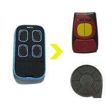 Multi-Freqüência Chave Fob 433 868 315 MHz Código Fixo De Controle Remoto Da Porta Da Garagem Clonagem Universal Rolling Code Duplicadora Clemsa