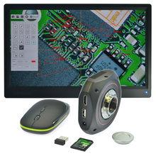 1080 P HDMI USB Микроскоп Камеры Высокоскоростные Промышленные Калибровки Камеры Цифровой Калибратор Измерения для Исследования