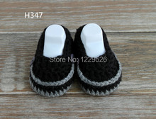 Little Mister Baby loafer ShoesBaby Loafers Hand Crocheted Loafers