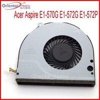 Envío Gratis nuevo 5V 0.45A del ventilador para Acer Aspire E1-572PG E1-532P 510 E1-570G E1-572G E1-572P ventilador
