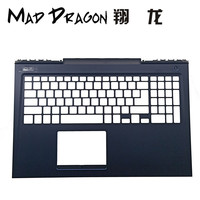 MAD DRAGON Brand Laptop NEW Palmrest Upper Cover Case Assembly For Dell inspiron 15 Gaming G7 7588 7577 0C5CV0 C5CV0 AM27R000130