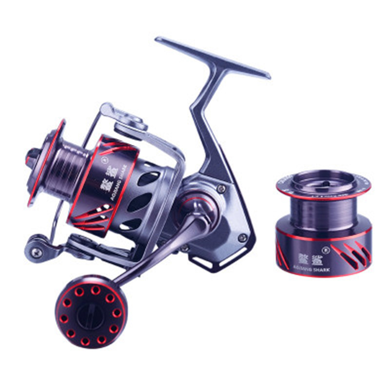 fishing reel CK3000 series 5.2:1 10bb spinning reel carretilhas de pescar double Metal Cup baitcasting molinete vissen carp reelfishing reel CK3000 series 5.2:1 10bb spinning reel carretilhas de pescar double Metal Cup baitcasting molinete vissen carp reel