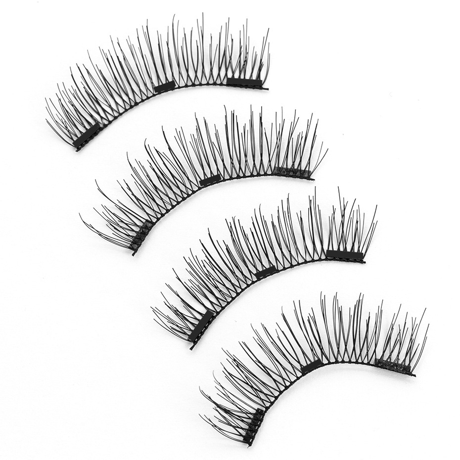 c3cfafdd541 Sale! VICILEY Magnetic Eyelashes 3D definition false Lashes