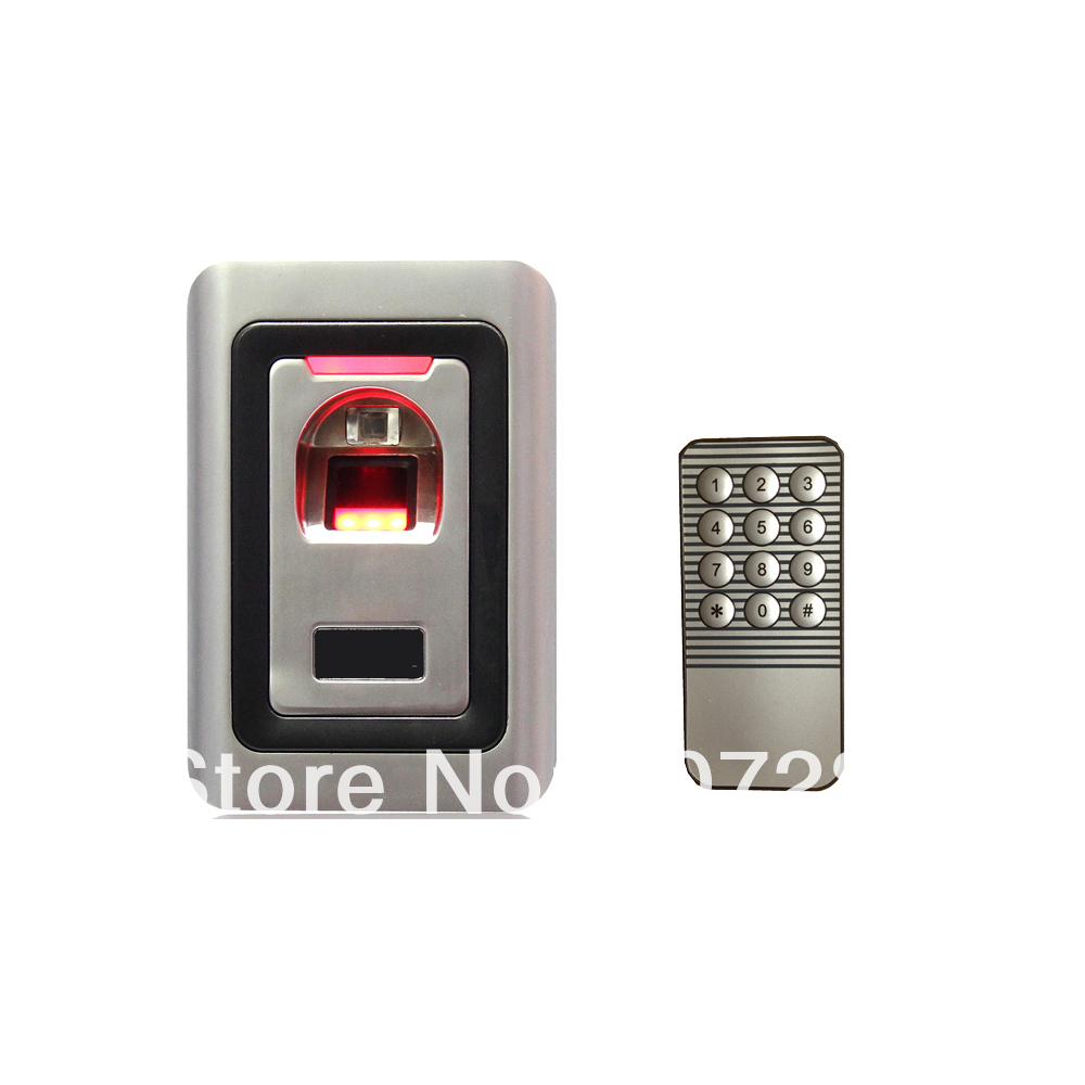 New Arrival Metal Case Anti-Vandal Biometric Fingerprint Access Control new arrival iron