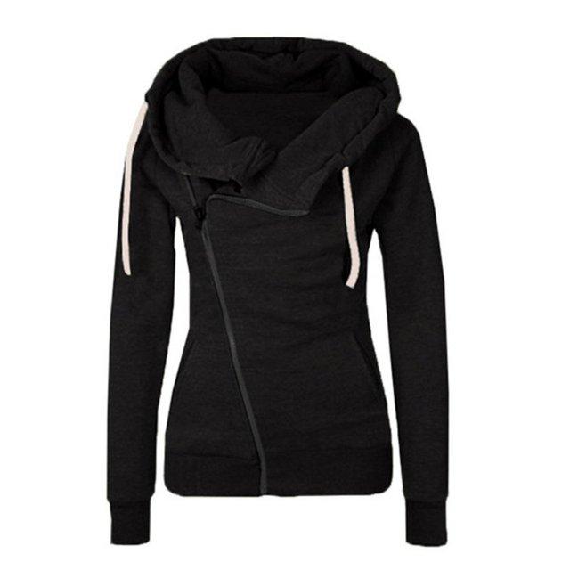 Long Sleeve Hoodie Jacket