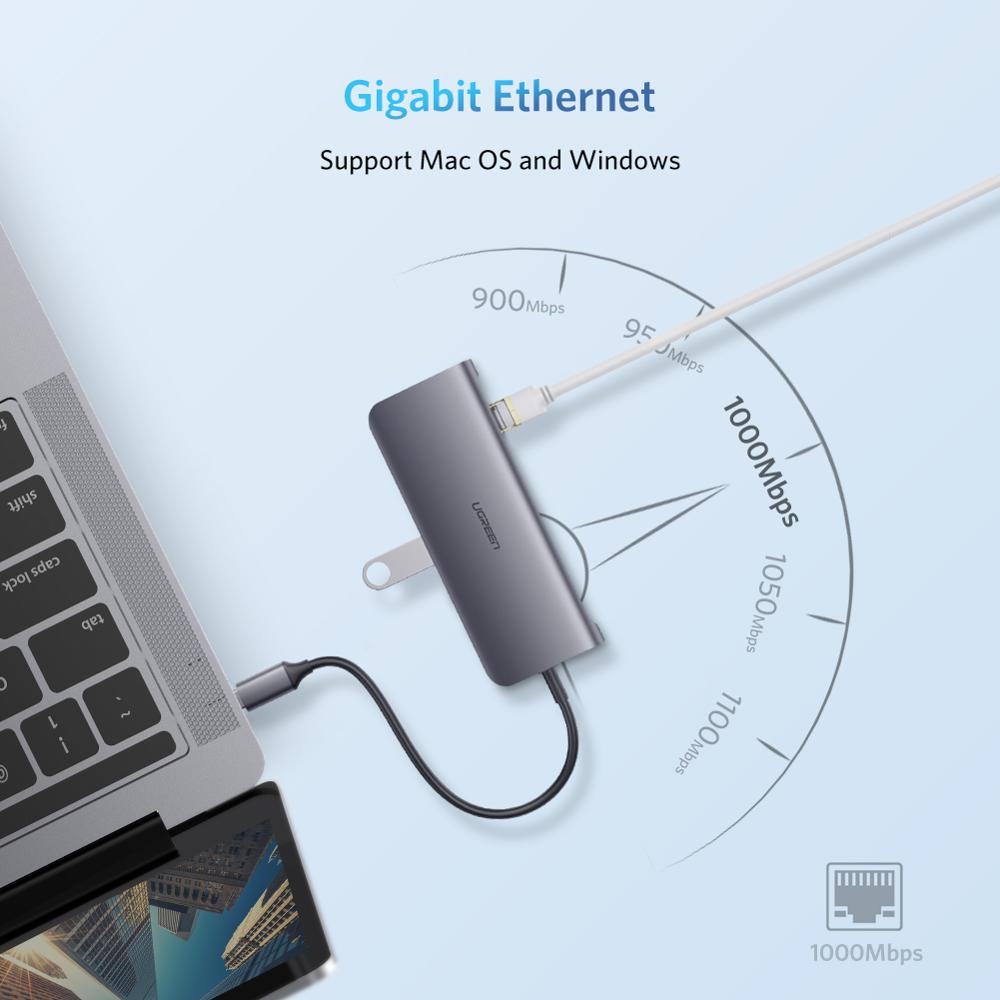 Image 4 - USB разветвитель для MacBook Pro-in USB-хабы from Компьютеры и офисная техника on AliExpress
