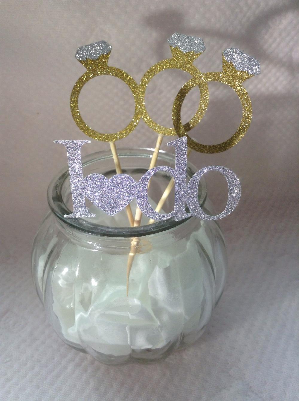 wedding ring cake toppers wedding ring cake topper Wedding ring cake toppers Diamond Ring Cake Topper Handmade Als