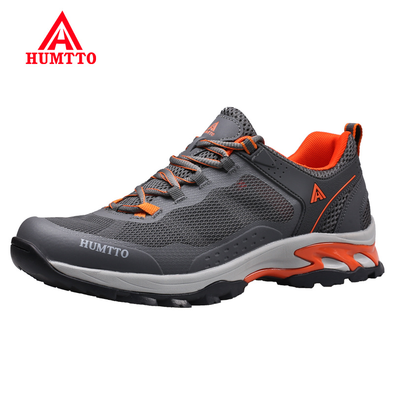 Outdoor Non-slip Wear-resistant Jogging Footwear Breathable Mesh Running Shoes For Men Cushioning Profession Brand Man Sneakers