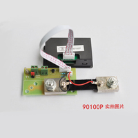 VAM 90100P Voltammeter Monitor Output Voltage And Current For Battery Charge And Discharge 0 100A
