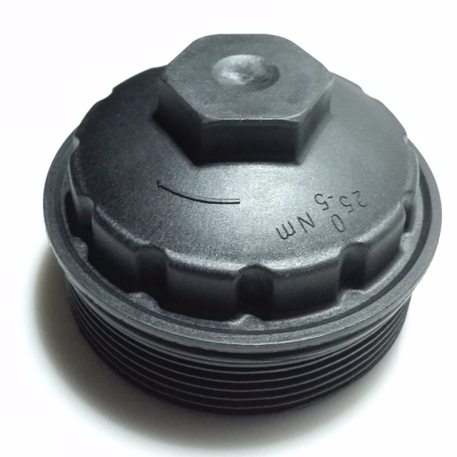 For AUDI A2 A3 A4 B7 A6 C6 TT 2000 2013 Oil Filter Cap 045