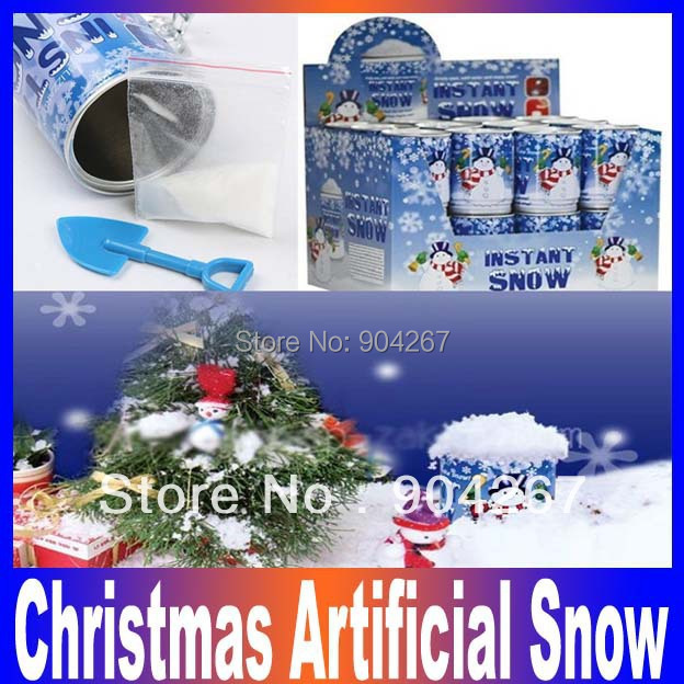 New novel christmas or valentines 39 day decoration diy for Artificial snow decoration