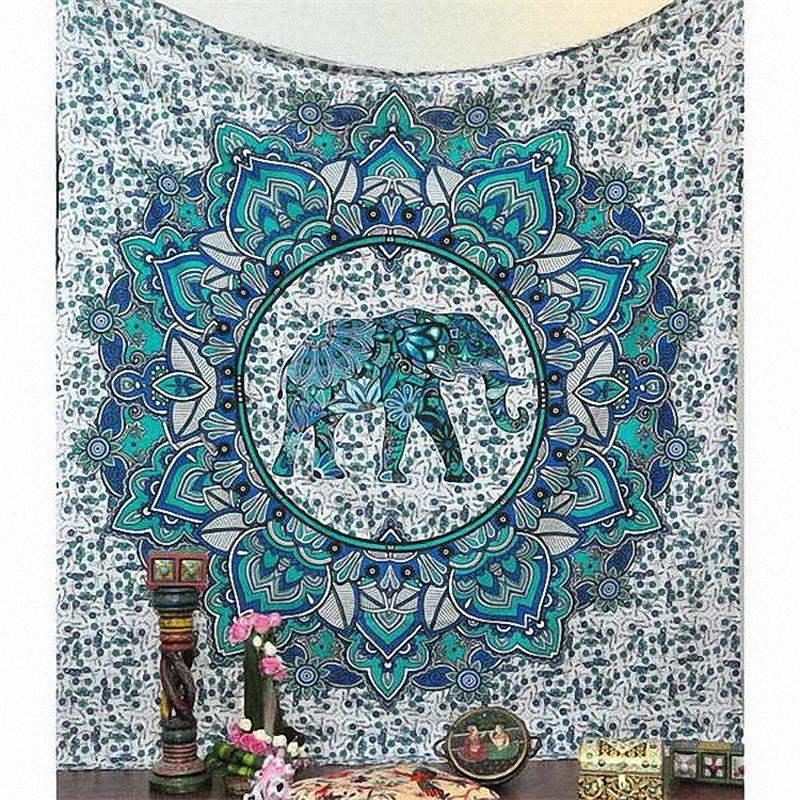 Vintage Round Tapestry Mandala Boho Hippie Tapestry Beach Mats Indian Towel Spare No Cost At Any Cost Smart Home Smart Electronics