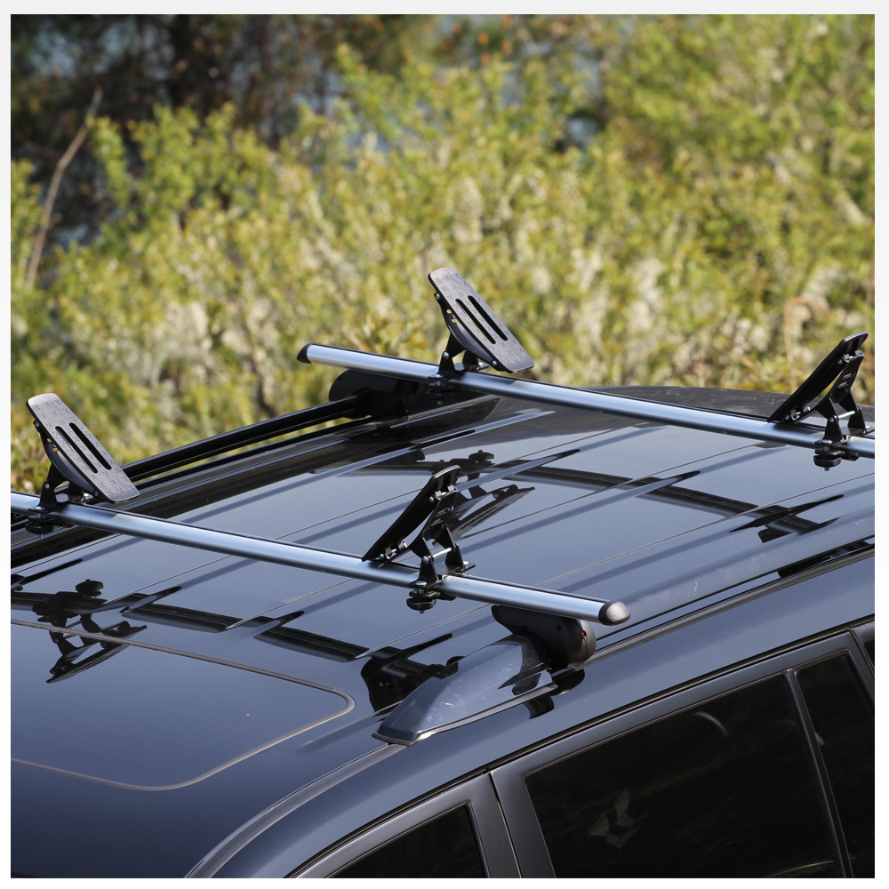 Saddle Kayak Roof Rack Canoe Mount Holder Cradle Boat Carrier For Most Car Suv Cross Bars Rowing Boats Aliexpress