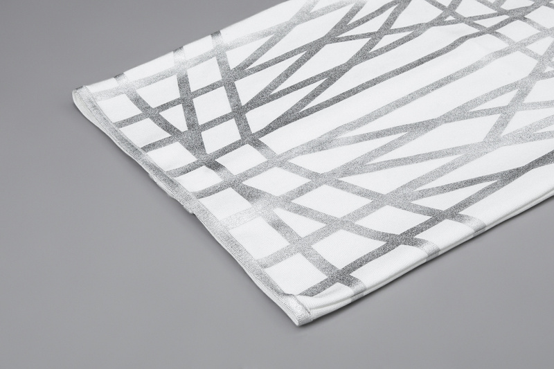 Soirée De Nu Partie Straped Mode Dos Robe Femmes Blanc Moulante Bandage rhdsxtCBQ