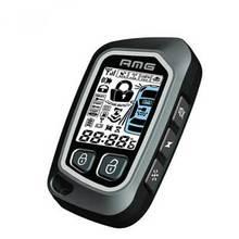 2 Way Car Alarm System With Remote Engine Start Starter Tilt Sensor Colorful LCD Display Programmable Shock Warning стоимость