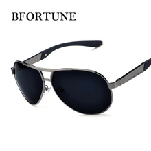BFORTUNE2017 Fashion Polorized Sunglasses Men Brand Designer Pilot UV400 Shades Mens Sun Glasses Oculos Masculino Lunettes Homme