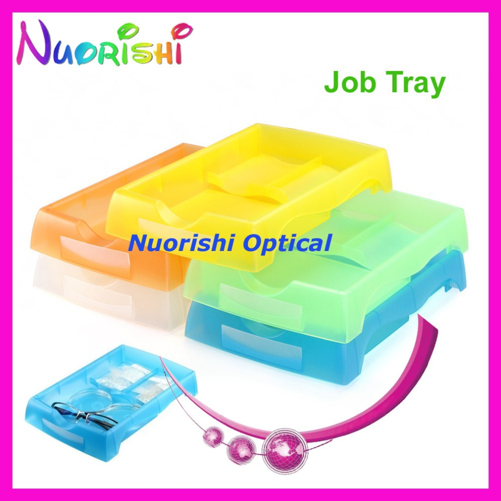 007S  Professional Glasses Job Tray    Job Case   Glasses Processing Tray