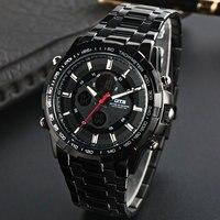 2017 Sport Watch Men Top Brand Luxury Wristwatch Electronic Digital LED Wrist Watch Male Clock For