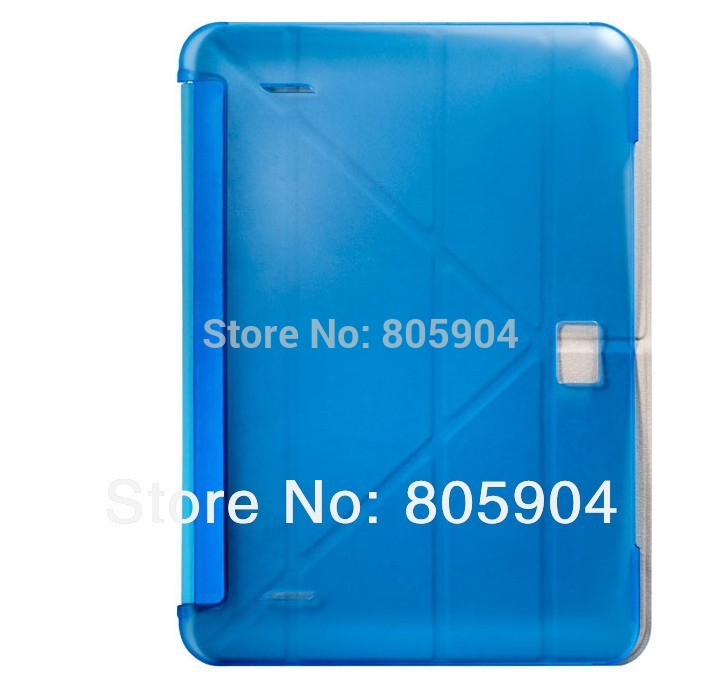 Free shipping Pipo M9S P1 P9 3G / P9 4G Tablet PC Smart Leather Case Black Blue 100% Original
