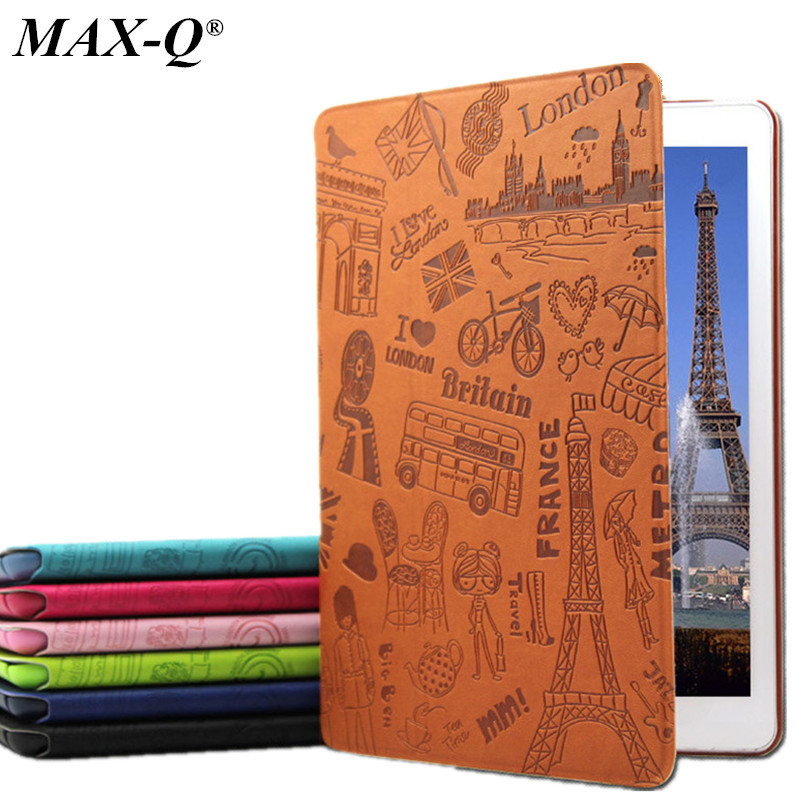Stand cover case For iPad 5 iPad Air 1 9.7'' tablet fashion pu leather + pc and slim cover stand case for iPad Air1 iPad5 high quality thickening tpu silicone cover for ipad air ipad 5 case fashion soft transparent froste cover air1 tablet pc stand