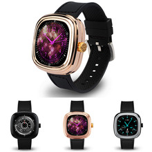 2017 Newest Bluetooth Smart Watch M2 MTK2502C 1.22inch IPS Screen with Heart Rate Monitor Pedometer Gesture Control Smartwatch