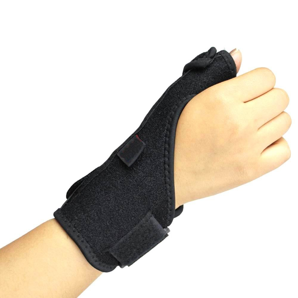 Right Breathable Hand Wrist Splint Carpal Tunnel Left Brace Wrist Support For Tendonitis Sports Injuries Wrap Pain Mouse-hand