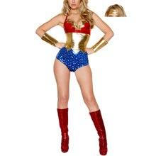 Пикантные superwomen Костюм для женщин супер костюм героя косплэй