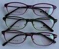 Mujeres gafas de Protección Radiológica Gafas Hombres Mujeres Contra la Luz Azul Personalidad Gafas De Equipo puede con Gafas Anti-fatiga