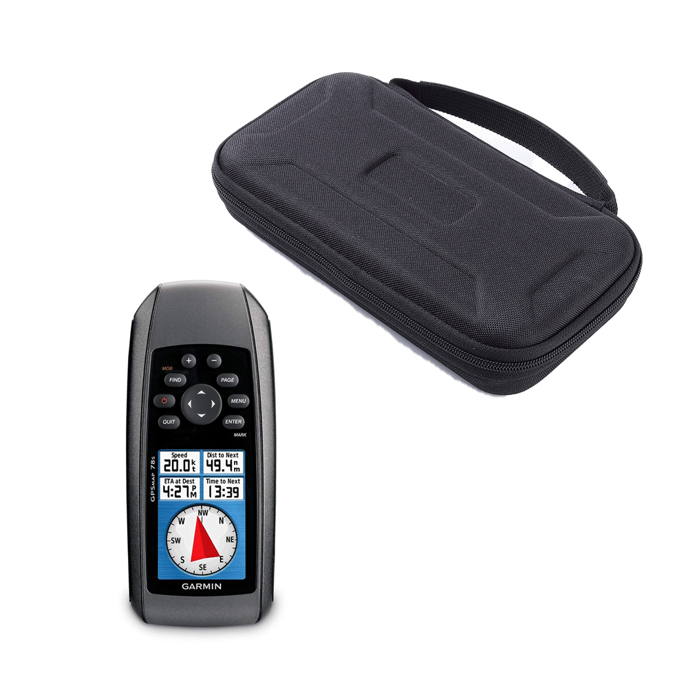 Portable Carrying Protect Pouch Protect Case Bag for <font><b>Handheld</b></font> <font><b>GPS</b></font> <font><b>Garmin</b></font> Gpsmap 78 78s 78sc 72H image