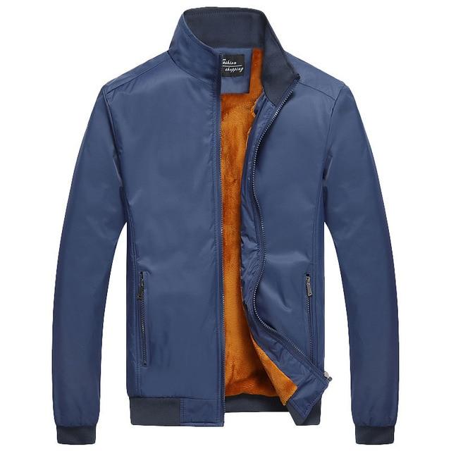 2016 New Winter Jacket Men Brand Casual Mens Jackets Coats Male Slim Fleece Coat Bomber Jackets For Men Windbreaker Outerwear