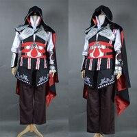 Athemis Movie Assassin S Creed Ezio Auditore Da Firenze Cosplay Costume Custom Made Set High Quality