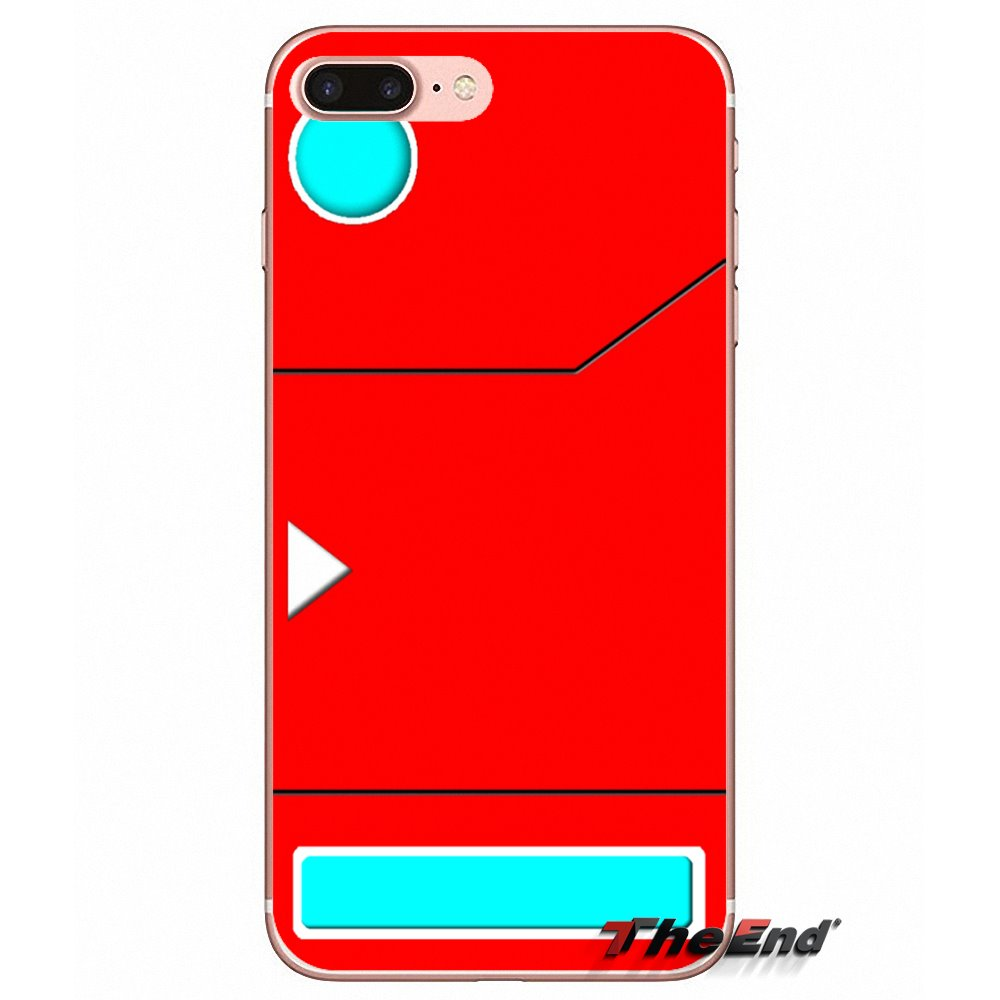 los angeles 46770 7189c US $0.99 |Pour Red Pokedex Alt TPU Transparent Bag Case For HTC U11 One M7  M8 A9 M9 M10 E9 Desire 630 530 626 628 816 820 Motorola G G2 G3-in ...