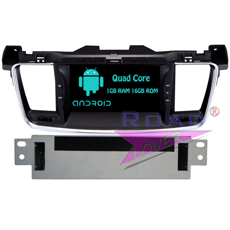 Roadloevr <font><b>Android</b></font> 6.0 Car Radio <font><b>GPS</b></font> Navigation For <font><b>Peugeot</b></font> <font><b>508</b></font> Stereo Autovideo Magnitol Double Din DVD Player PC Monitor MP3 image