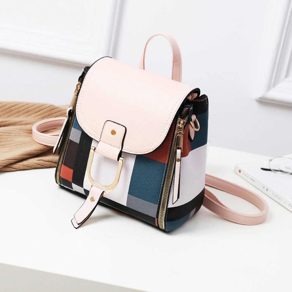 MVK 2019 Weibliche Neue Mini Rucksack mochilas Frauen Tasche Feminina Koreanische Adrette Schul Neue Mode Kleine Schule Travel Pack