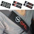 Cinturón de seguridad del coche que labra la cubierta de algodón puro para saab/seat/skoda/toyota/toyota/volkswagen/vw/volvo/citroen/jeep/kia car-styling