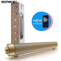 MXPOKWV 2X5W Lp 08 Wireless Subwoofer Bluetooth Speaker Louderspeaker Stereo Super Bass Remote Control Sound Bar