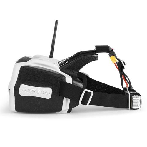 Headplay SE V2 5.8G 40CH 1200*600 FPV Goggles Video Glasses Headset With DVR byz se 1200 pink