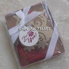 10/шт Модный Специальный дизайн свадебные украшения 10 шт Закладка в форме совы для свадьбы или «нулевого дня рождения» скоросшиватель для бумаг