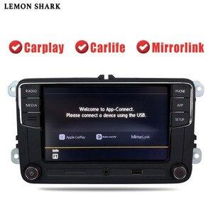 Image 3 - RCD330プラスRCD330G carplay noname 6.5 mib車ラジオrcd 330グラム6RD 035 187B RCD510 vwゴルフ5 6ジェッタccティグアンパサートポロ