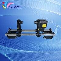 Занимают Системы Бумага Collector принтера Бумага приемник + 1 двигатель для Epson Canon HP Sky цвет Roland Mimaki mutoh плоттера принтера