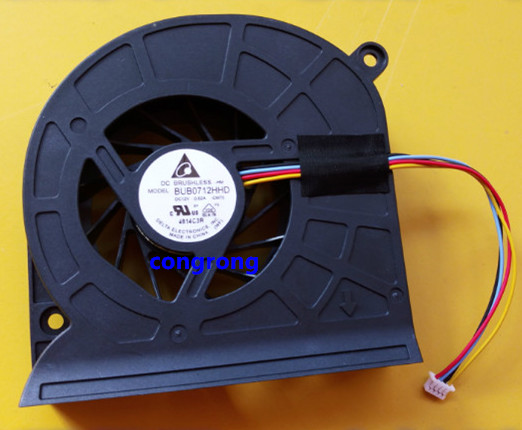 CPU Fan For Asus ET2221A All-in One PC Cooling Fan Cooler BUB0712HHD CM70 BUB0712HHD-CM70 DC12V 0.62A