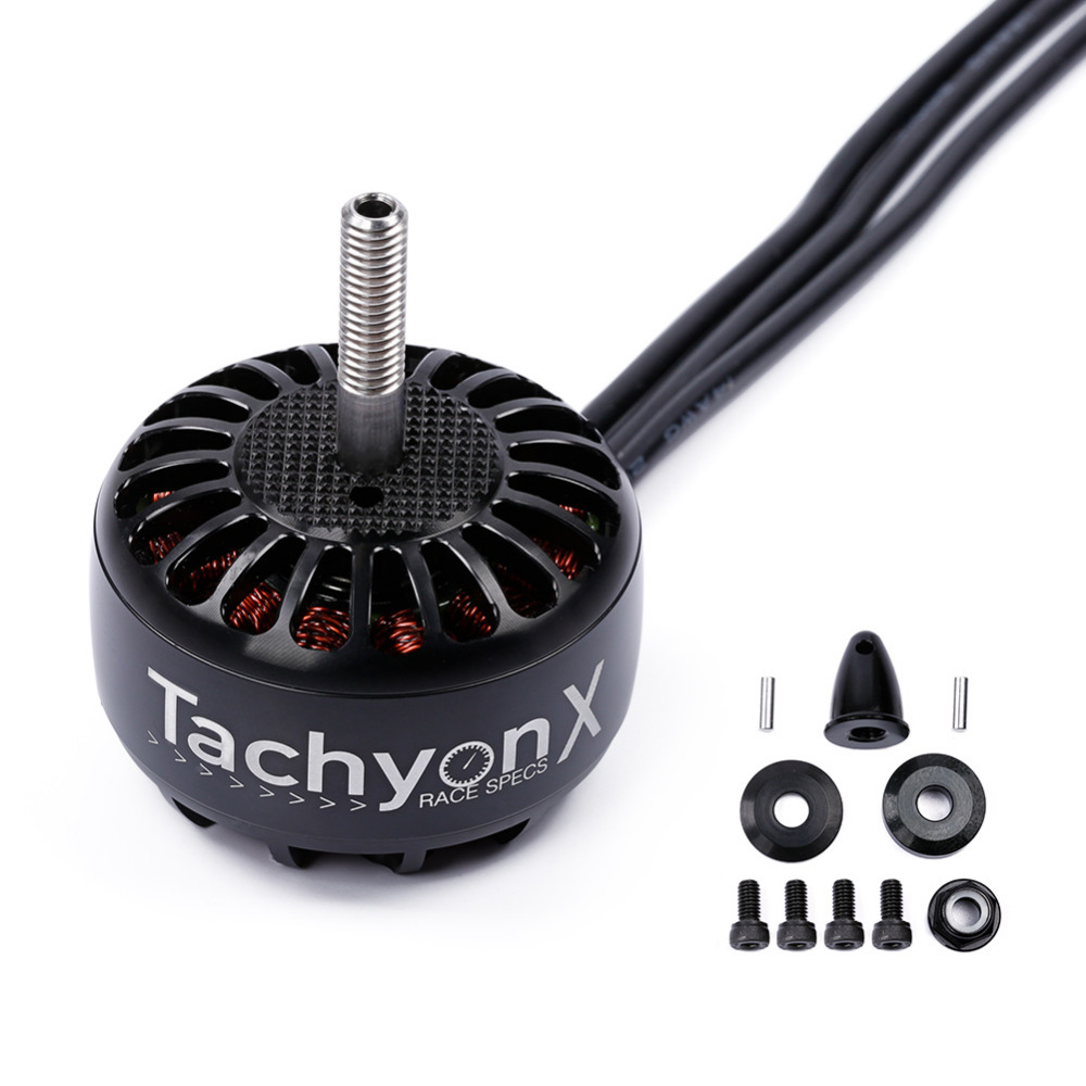 iFlight Tachyon T4214 660KV 400KV FPV racing motor with 14AWG 800mm Cable for iFlight X Class
