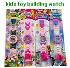 Children's Watch Compatible with LegoINGS Watch Kids LegoINGLY NinjagoINGLY Building Blocks Bricks Children Watch Baby Kid Toys