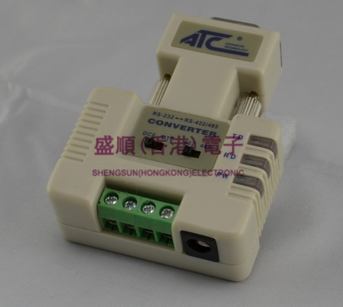 ATC-105 RS232 To RS422/485 Photoelectric Isolation Isolation Converter