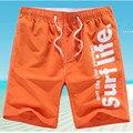M-5XL Men Shorts Beach Board Shorts Men Quick Drying 2016 Summer Clothing Boardshorts Sandy Beach Shorts