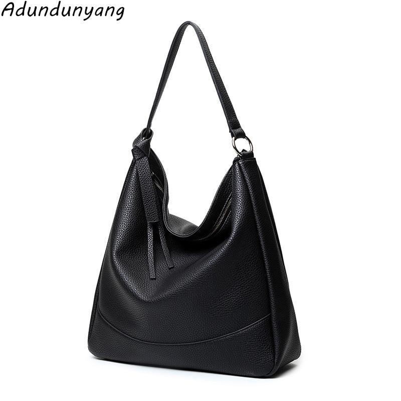 Designer Women Handbag Female PU Leather Bags Handbags Ladies Portable Shoulder Bag Office Ladies Hobos Bag Tassel Totes