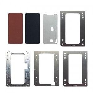 Image 3 - עבור iPhone X XS XSMax XR 11 פרו מקסימום LCD עובש למינציה מסך מתאים YMJ BM סדרת Novecel Q5 a5 למינציה mahcine