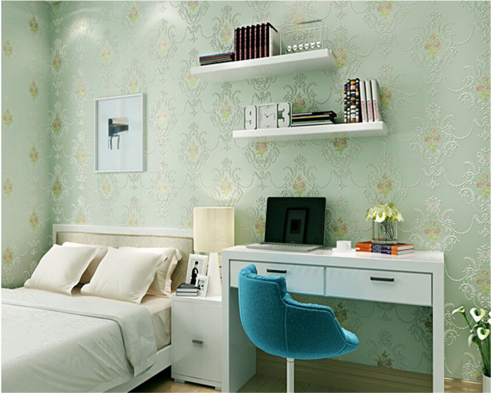 beibehang Classic non-woven wallpaper relief warm pastoral bedroom living room study TV wall 3d wallpaper papel de parede tapety beibehang wall paper pastoral cozy living room bedroom wallpaper 3d three dimensional relief european non woven papel de parede